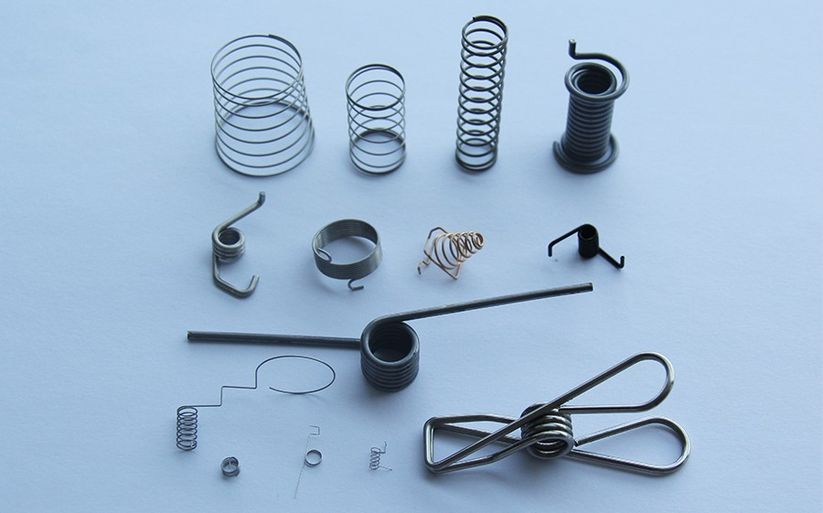 For household applicanced - extension spring manufacture - AFR ...